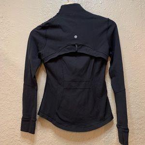 lululemon athletica Jackets & Coats - Lululemon Black Define Jacket
